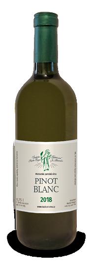 Nabídka vín z Moravy, Pinot Blanc