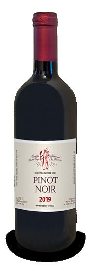 Nabídka vín z Moravy, Pinot Noir