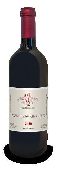 Nabídka vín z Moravy, Svatovavřinecké